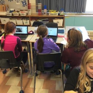 Junior Students Coding